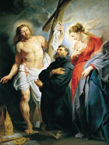 Pedro_Pablo_Rubens_-_San_Agustín_entre_Cristo_y_la_Virgen_-_Google_Art_Project
